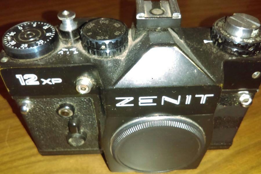 Muzej odbačenih predmeta izložak fotoaparat