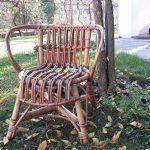 muzej odbačenih predmeta dječji stolac